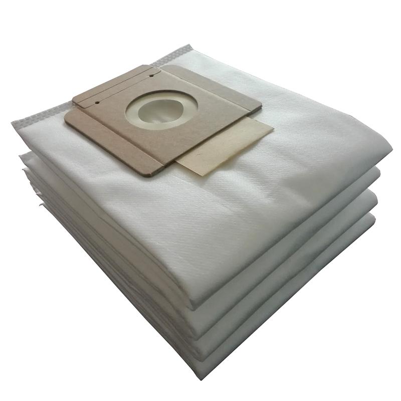 潔精靈吸塵器布塵袋 適配Karcher 凱馳T8/1 DS5300灰塵垃圾袋 4只