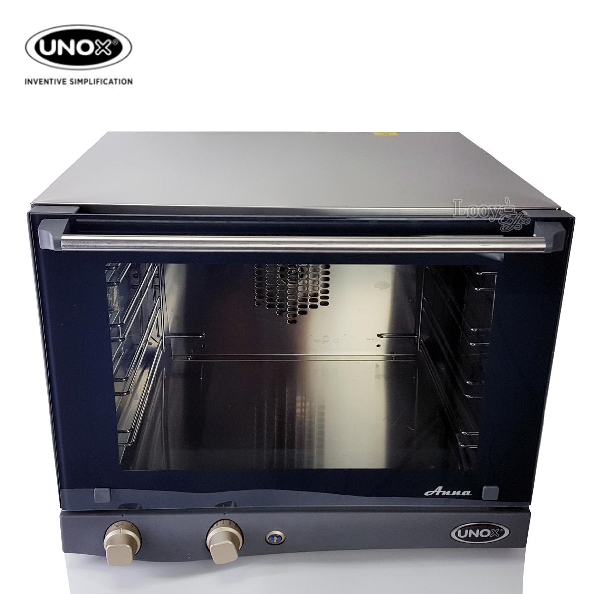 意大利原装Unox万能电烤箱电焗炉电烤炉烤鸭炉XF023ANNA四层旋风
