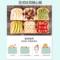 东菱TA-8600家用早餐吐司机烤面包机全自动多士炉烤面包片土司机