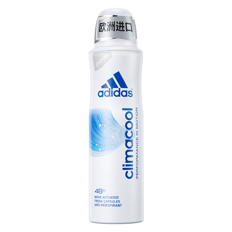 adidas阿迪达斯女士香体露止汗喷雾香水持久淡香抑汗干爽学生去臭