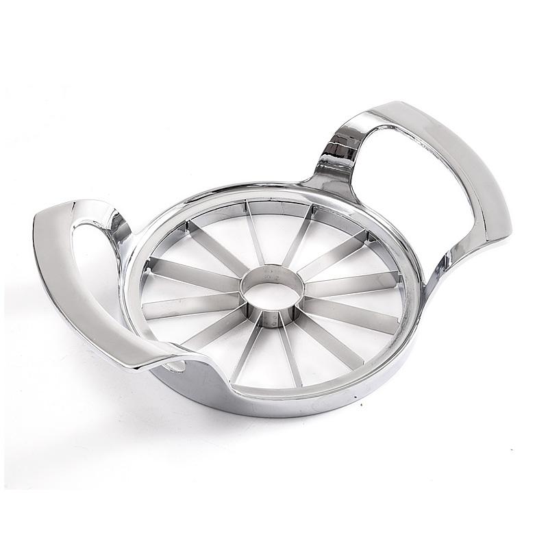 苹果削皮神器不锈钢大号切片器分切器分割器家用厨房水果削皮器