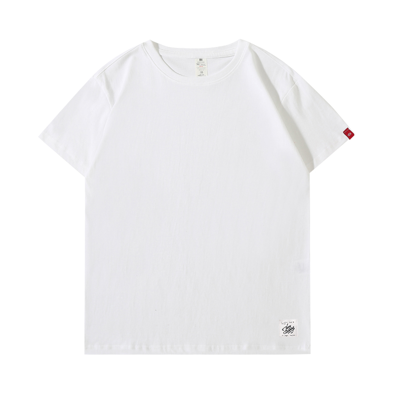 短袖t恤女宽松2020新款ins潮纯黑色纯棉洋气百搭半袖白色上衣服夏