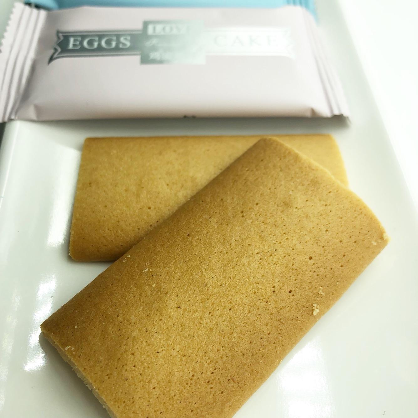 代餐饼干点心结婚喜糖办公室休闲零食年货 500g 珍美思鸡蛋薄饼散装
