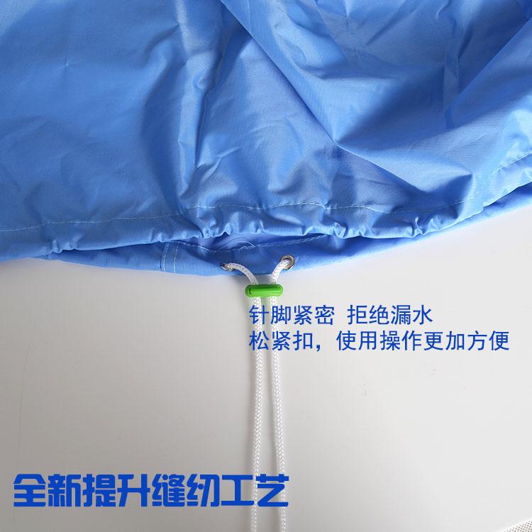 空调清洗罩接水罩 空调室内机防水罩胶布袋 清洗空调接水袋清洗罩