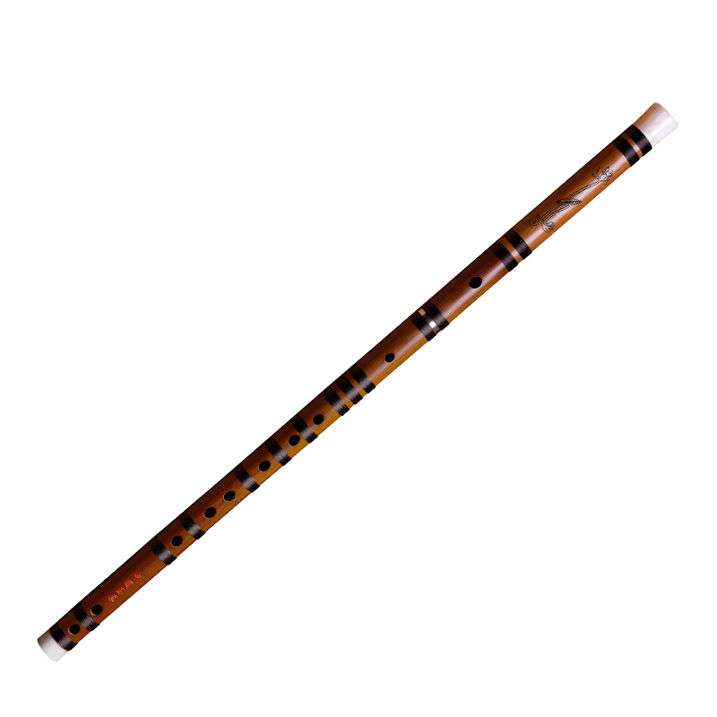 风雅宫王建宏竹笛笛子专业演奏高级横笛乐器中国玉屏笛逸璞苦竹笛