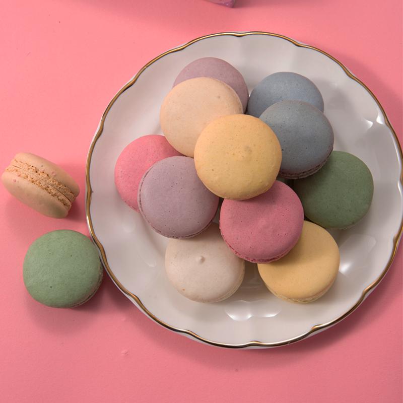 嘴伊口正宗法式马卡龙甜点手工西式蛋糕法国网红零食饼干礼盒装 No.3
