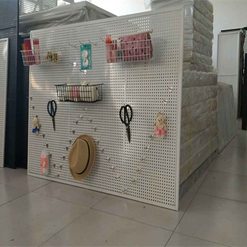 洞洞板万能板手机壳精品店小饰品货架展示架挂袜子的架子挂钩货架