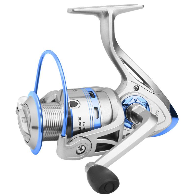 池刃渔轮全金属12轴鱼线轮纺车轮筏钓轮钓鱼海竿轮远投路亚轮正品