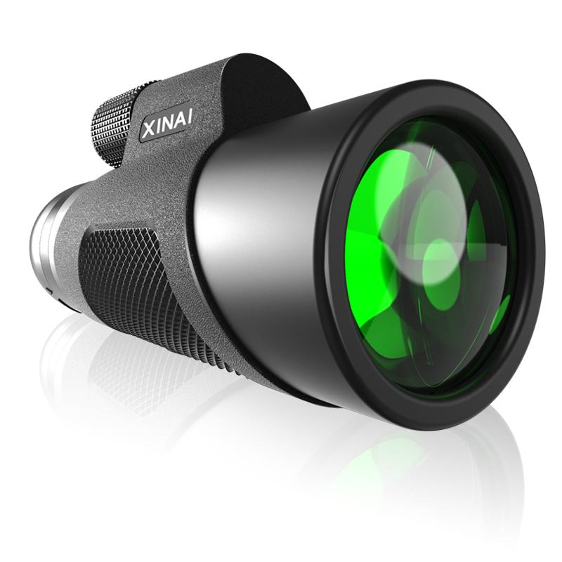 德国 单筒手机望远镜高倍高清夜视特种兵军事用拍照演唱会  XINAI