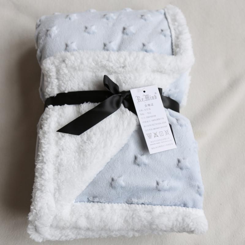 双层加厚小毯子盖腿女办公室单人午睡毯冬天学生宿舍珊瑚绒小毛毯