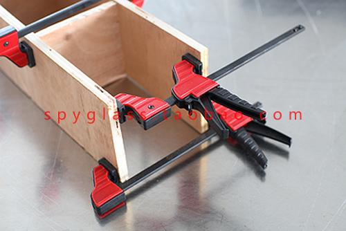 美国DURA木工加重型快速夹子固定工具 g字夹f夹 拼木板夹大力夹钳