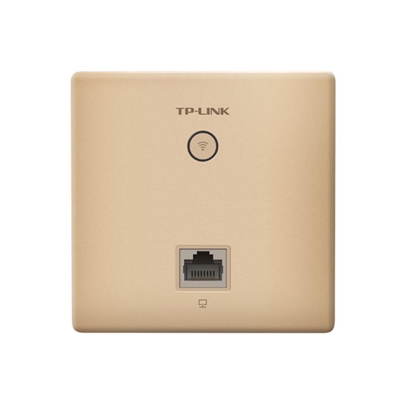 覆蓋 wifi 底盒嵌入式智能別墅全屋無縫 86 標準 AP 雙頻千兆面板式無線 PoE AP1202I TL 面板 AP 無線 tplink LINK TP