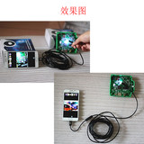 3.9mm HD industrial endoscope pipeline automotive repair tools coke piston engine inspection camera