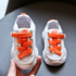 Children's sports shoes 2021 spring, summer and autumn new Korean version of men's and women's small and middle-aged daddy shoes mesh breathable baby trendy shoes