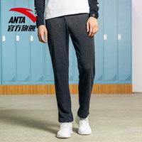 安踏运动长裤男士直筒宽松版2020春季新款休闲裤子针织卫裤潮官网 (¥109)