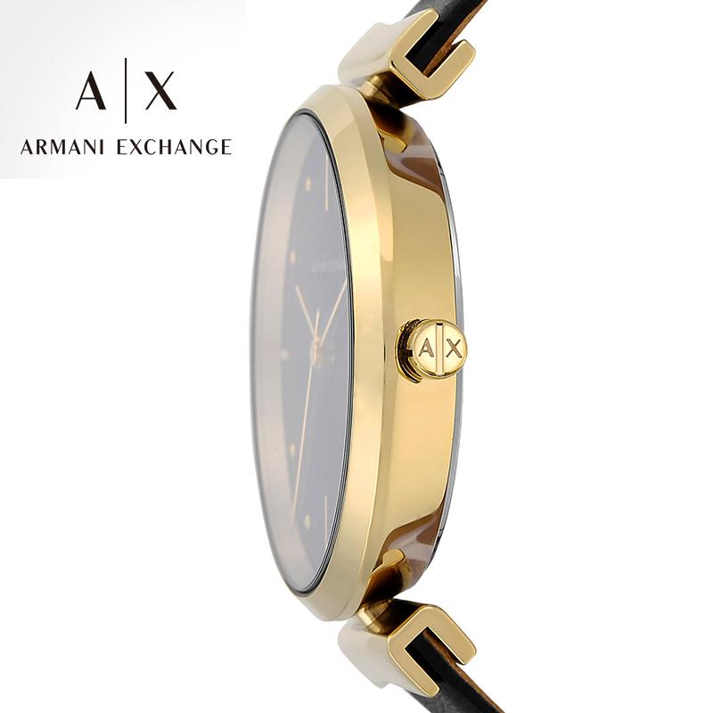 阿玛尼正品女士手表细带小巧气质ArmaniExchange官方旗舰店AX5903