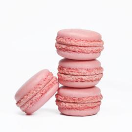 马卡龙甜点零食西点无夹心蛋糕装饰烘焙原料婚礼甜品网红美食小吃