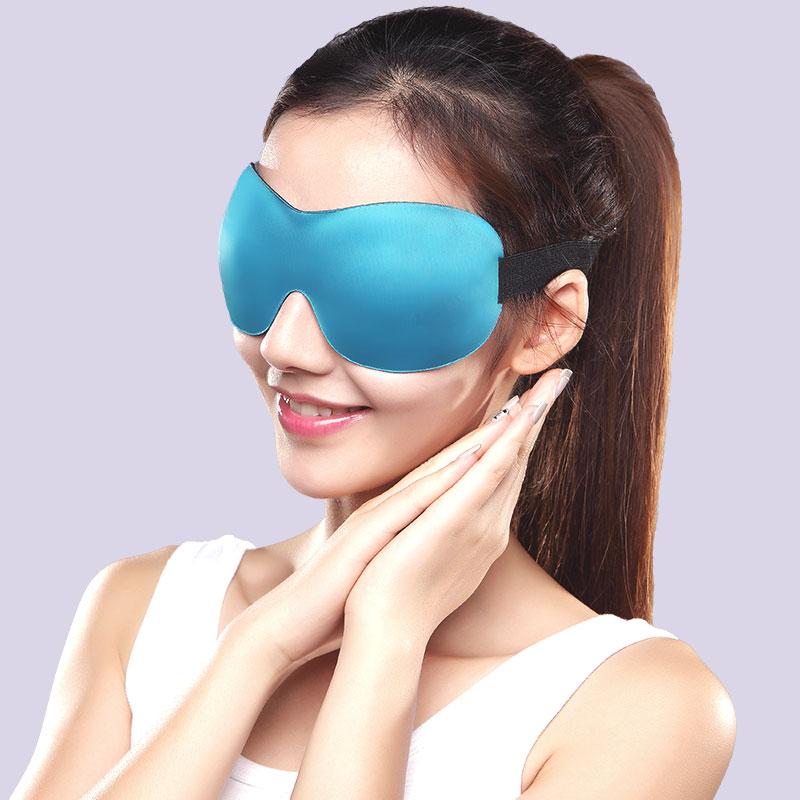 耳乐保眼罩睡眠遮光男女睡觉舒适可爱夏天3d立体学生透气耳塞套装