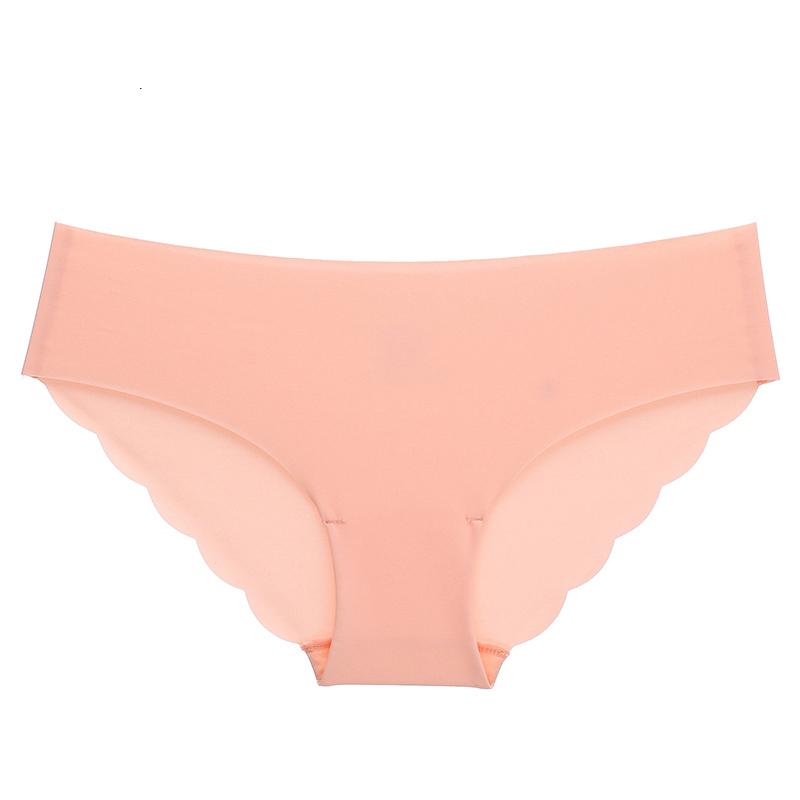 六只兔子内裤女无痕一片式薄款透气冰丝纯棉档低腰性感女士夏季