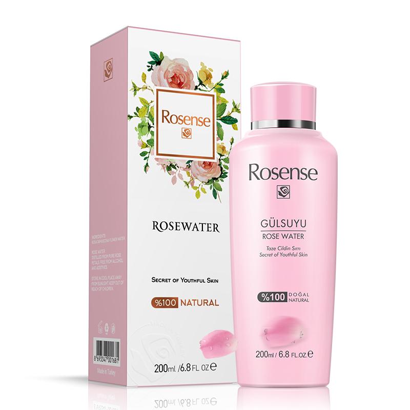 洛神诗土耳其玫瑰水大马士革玫瑰纯露补水保湿爽肤水喷雾 Rosense