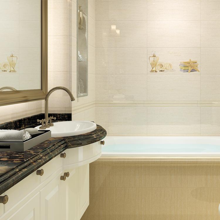 瓷砖厨卫防滑木纹地砖厨房客厅300x600阳台墙砖卫生间浴室地板砖