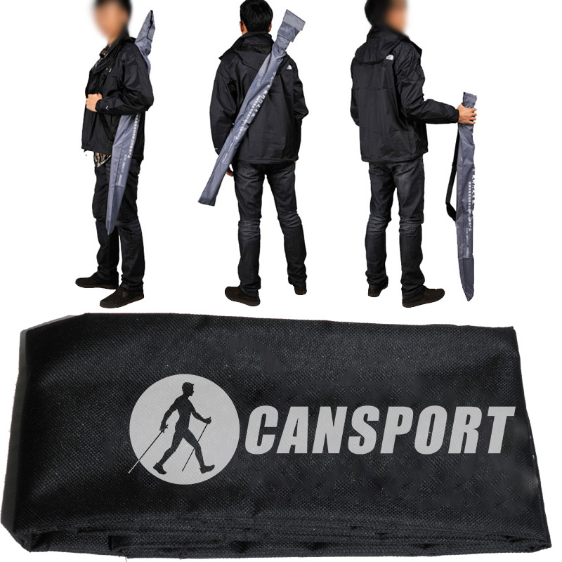 CANSPORT收納袋越野行走杖套登山手杖便攜袋子魚竿袋輕便牛津布袋