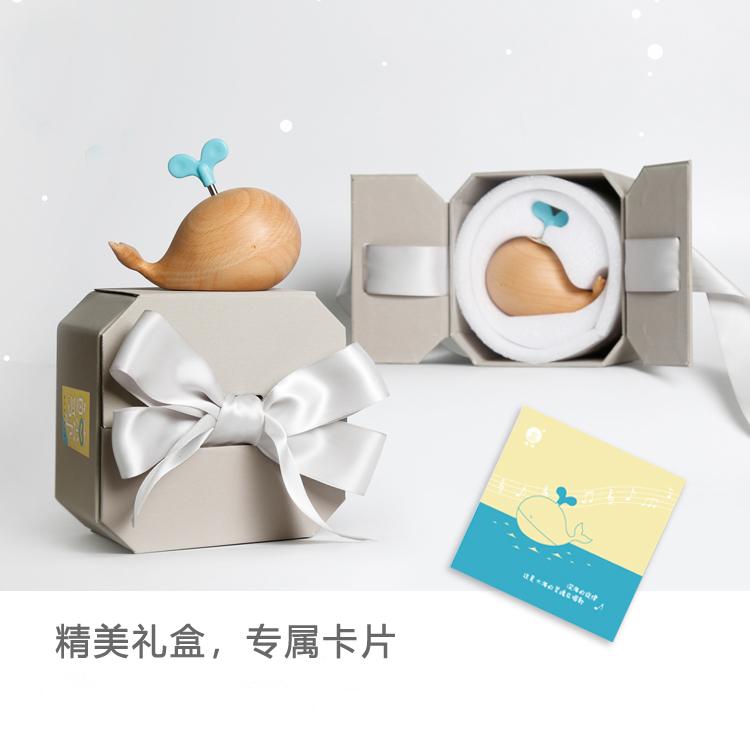 木质手工音乐盒八音盒七夕情人节女生送小女孩女朋友闺密生日礼物