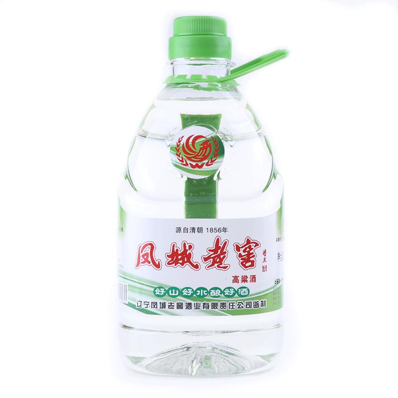 凤城老窖 1000ml 度高度散装高粱酒粮食酒桶装 50 国产浓香口味老白酒