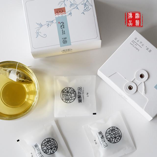 张家界莓茶龙须嫩芽茅岩霉茶袋泡装野生特级养生长寿藤茶正品包邮