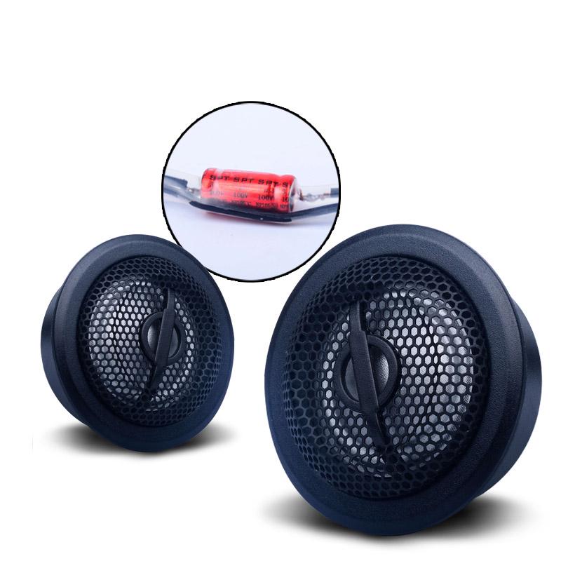 正品汽车高音喇叭音响改装高音仔丝膜车载小高音头发烧级特价包邮