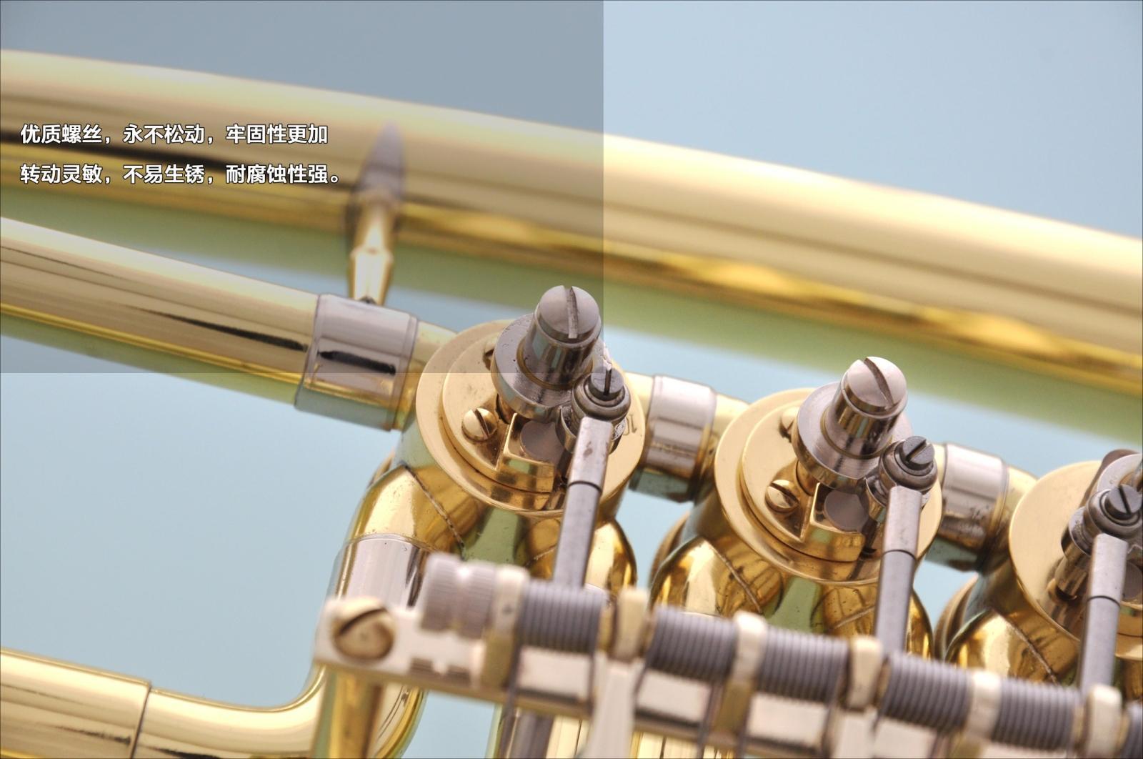 乐器 号 四扁键 三扁键 大号 抱号 号 上低音 扁键次中音 正品