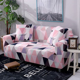 Net Red Lazy Sofa Set Cover All Inclusive Universal Universal Pink Single Simple Cover Cloth Magic Pesha Release Full Cover