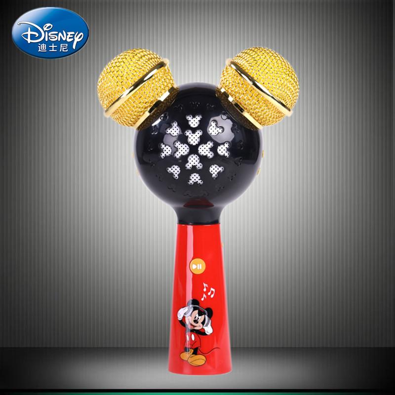 歌机 k 唱歌机全民 OK 迪士尼米奇智能麦克风话筒蓝牙儿童卡拉 Disney