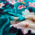 Anti-static gold mink fleece quilt cover single thickened single double winter warm coral flannel plus fleece quilt cover
