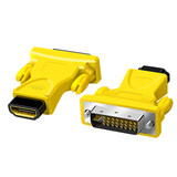 Regent DVI HDMI adapter hdmi female transfected dvi-d bidirectional conversion between external display graphics projector