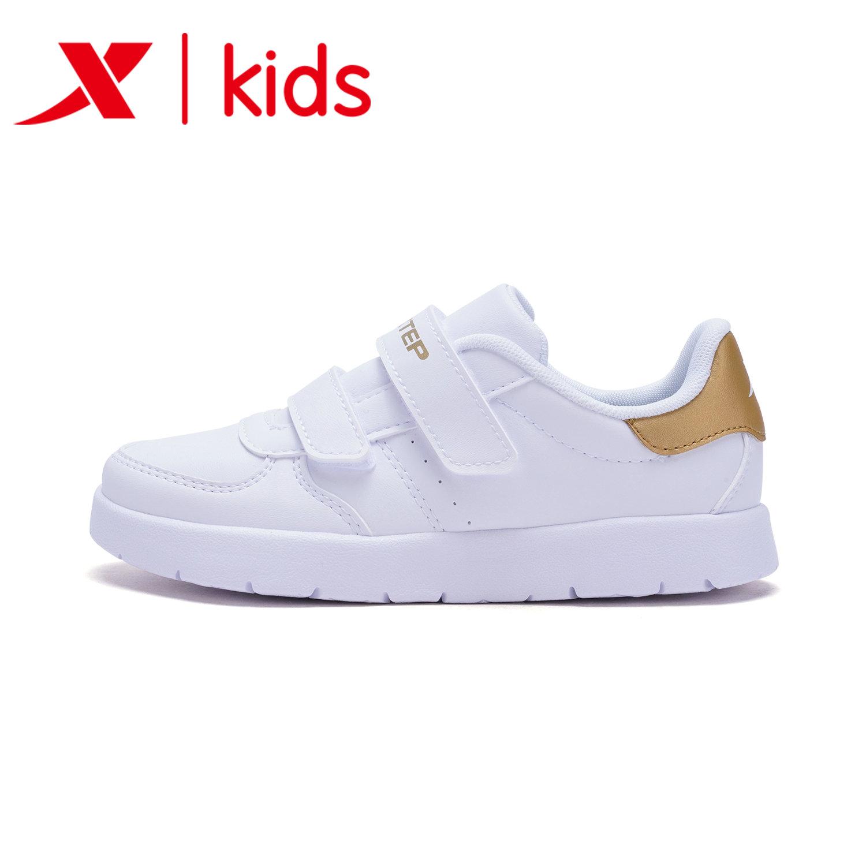 [淘寶網] 特步童鞋春季新款男童鞋女童鞋小白鞋運動鞋休閒鞋幼兒園兒童板鞋