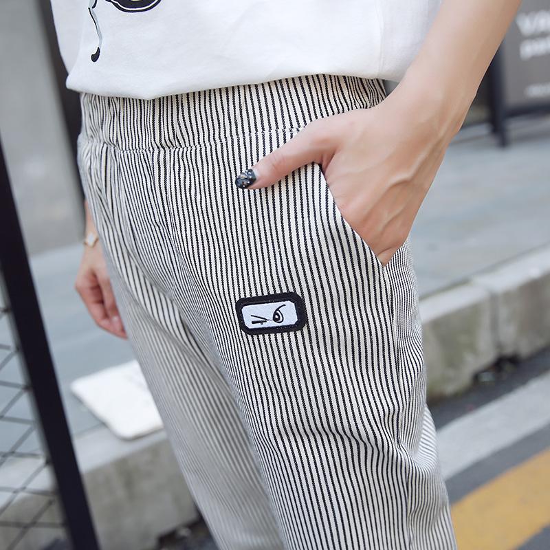 套装女2019夏装棉麻大码休闲短袖九分裤显瘦亚麻两件套宽松潮