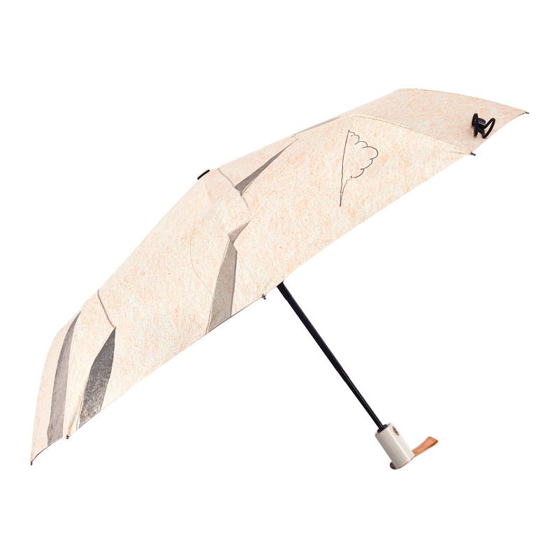 雨伞全自动复古风中国风个姓创意潮流学生男女防晒太阳伞 ulzzang