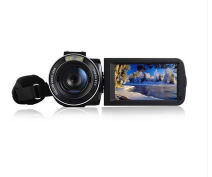 Ordro/欧达 Z20摄像机高清数码dv旅游家用婚庆自拍照相机快手直播