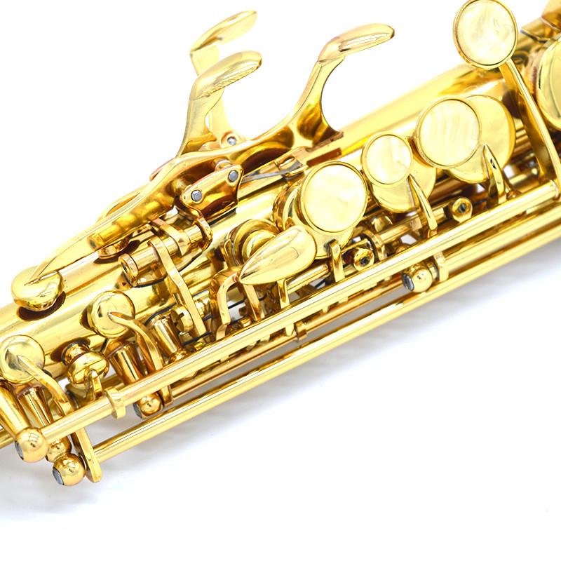 初学演奏 分体高音直管萨克斯风管乐器 调一体 B 降 HENG YONG 永恒