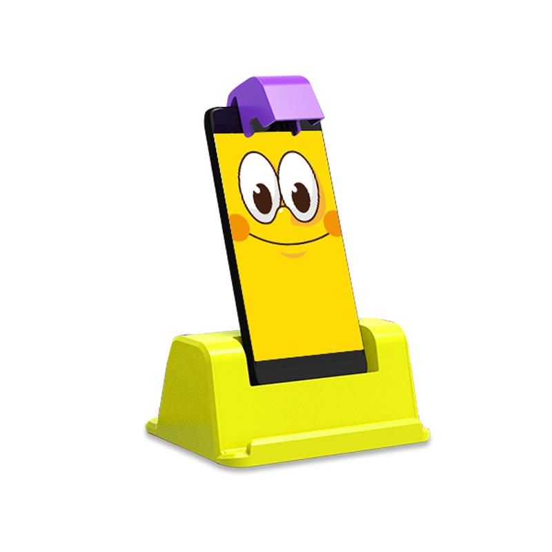 喵王伴读宝绘本阅读黑科技AI慧读器智能早教机故事机幼儿益智儿童玩具自制有声绘本库在线即读英语教材慧读器