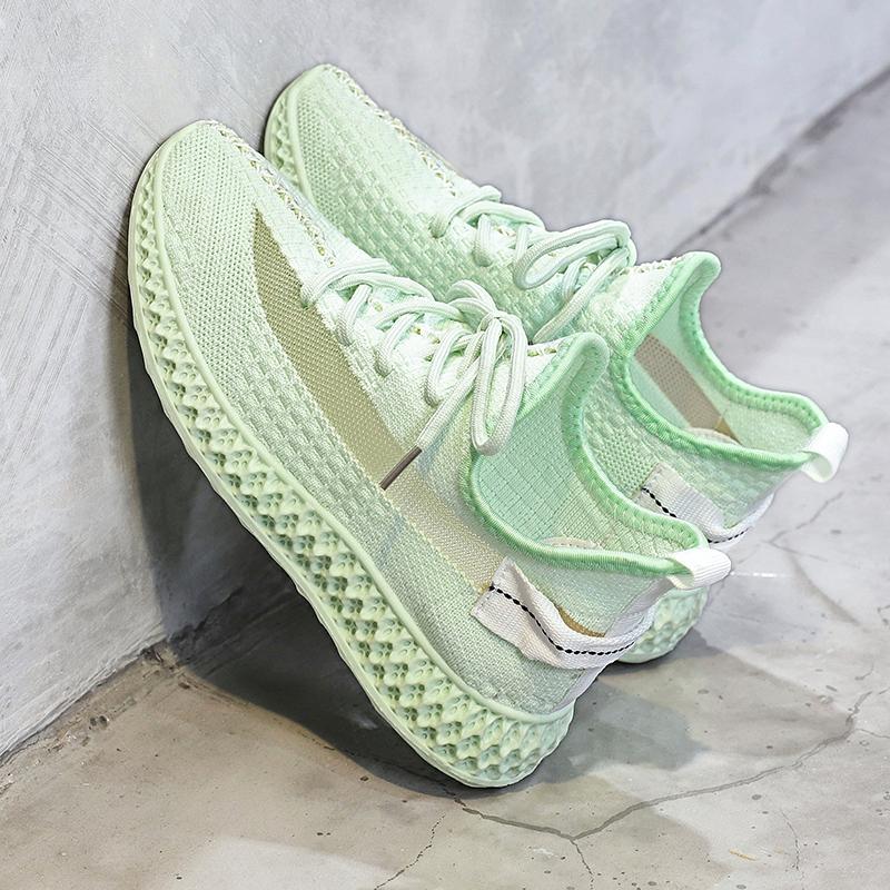 春季老爹鞋运动鞋女  潮跑步鞋 ins 万沃柳岩代言椰鞋子女鞋新款 2020