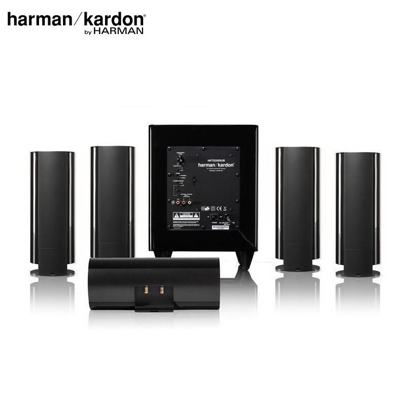 家庭影院音响套装 5.1 C 230 60BQ HKTS kardon harman 哈曼卡顿