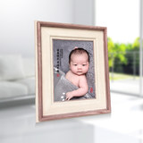 2020 new fetal hair painting pig dog year infant baby full moon hundred days photo portrait fetal hair handicraft commemorative