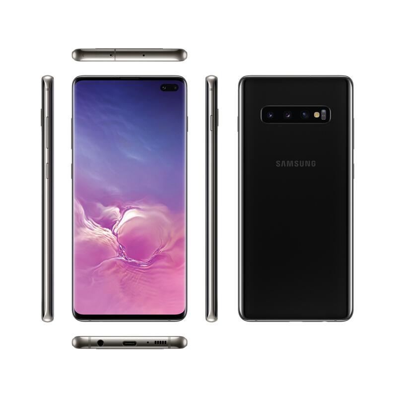 智能手机 4G 前置双摄 全网通双卡双待 4G 防水 IP68 855 骁龙 G9750 SM S10 Galaxy 三星 Samsung 官方正品