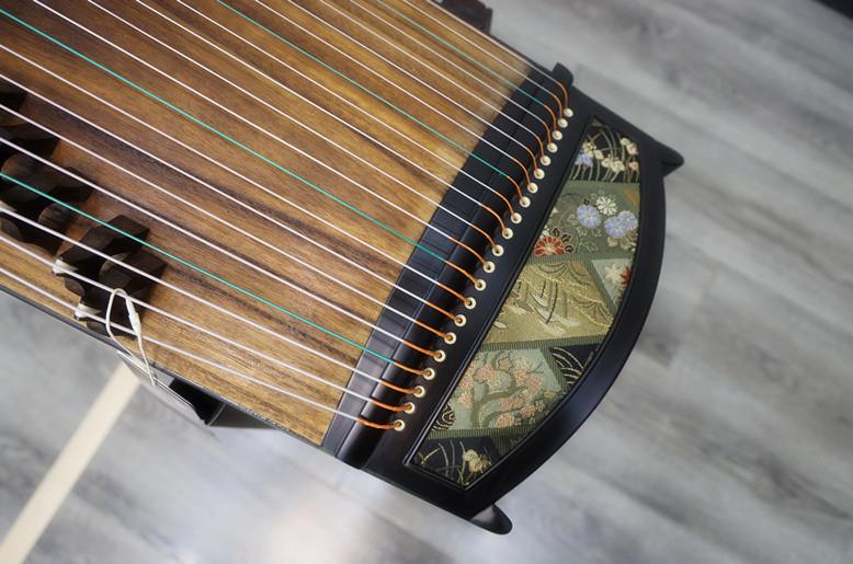 正品包邮 欢喜 � 米� 1 新款 便携筝 扬州正和乐器
