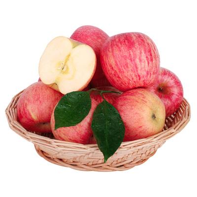 山东烟台红富士苹果水果新鲜应季当季一级脆甜10斤顺丰平安果栖霞