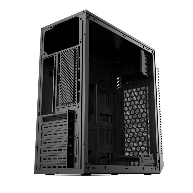 航嘉 USB2/3.0电脑主机箱 ATX台式机箱电脑机箱游戏机箱 支持大板