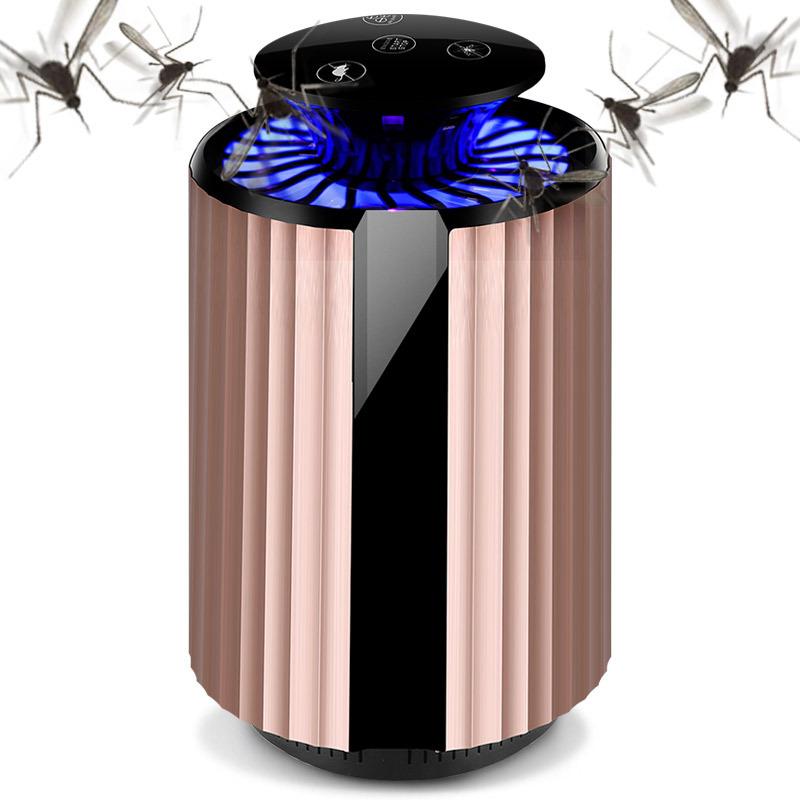 灭蚊灯家用静音室内灭蚊神器驱蚊驱鼠捕蚊灯紫外线 usb 新款光触媒
