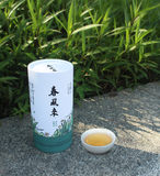 The spring breeze of Mingdechang, a century-old old tree loose tea, Yunnan aged Puer tea, raw Puer tea 120g can